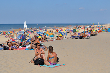 strandvakantie in egmond